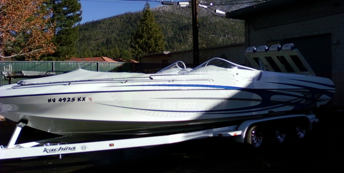 Providing Sparks Auto Detailing Mobile RV Boat Services in Reno Sparks Nevada.