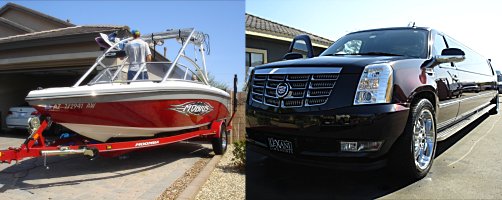 Boat Fleet Detailing Services in Reno Sparks